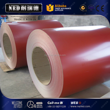 alibaba china best wholesale websites prepainted GI steel coil PPGL color coated galvalume corrugated metal roofing in coil