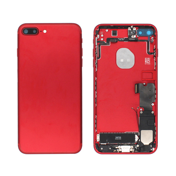 New Back Battery Cover Housing Frame For iPhone 7 7Plus fast shipping