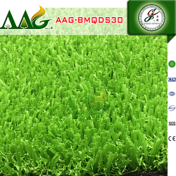 AAG no rubber no sand artificial grass for football training soccer field
