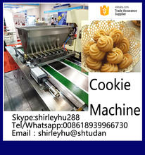 HYDXJ-600 shanghai tudan cookie biscuit processing equipment cookie making machine wire cutting cookie machine