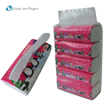 OEM Design 150sheets Soft Facial Tissue Paper for Wholesale