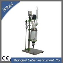 Professional low price auto-control technical 1l reactor