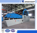 new technology sand washing and dewatering machinery from China