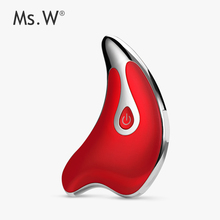 Unique Dolphin Design Vibrator Facial Slimming Wrinkle Removal Massager Electric Gua Sha Tool
