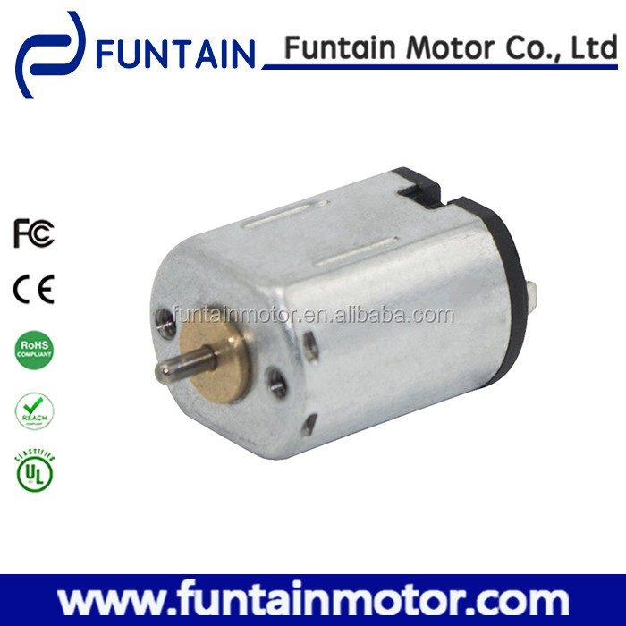 High speed double shaft dc motor, Funtain FF-1012