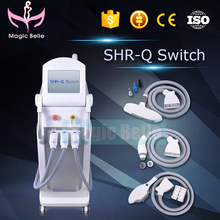 New products!!! Tattoo Removal Laser Hair Removal OPT SHR Elight IPL Skin Rejuvenation RF Wrinkle Removal Machine