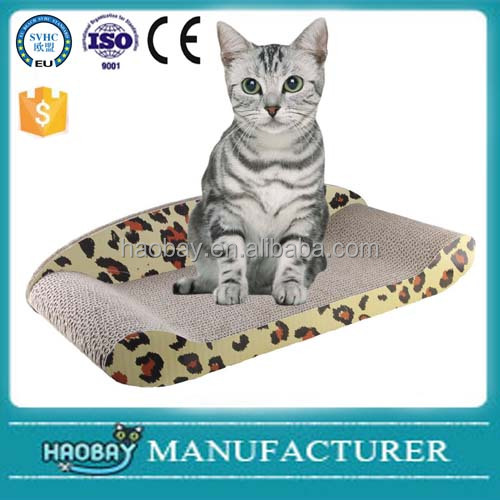 Cat Scratcher Play Scratcher Toy Corrugated Cardboard From Factory Direct