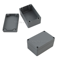 Electrical aluminum enclosure waterproof case IP67