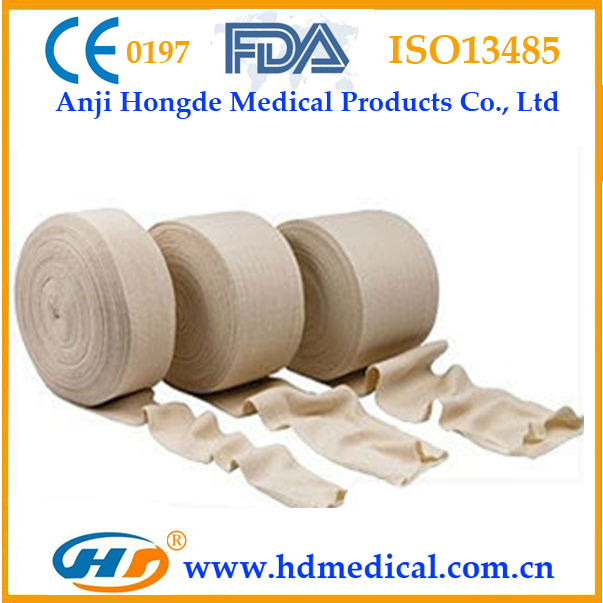HD7-0122-Medical Elastic Tubular Bandage/Tubular Gauze With CE/FDA/ISO Certificates