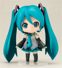 Mini hatsune miku figure, cute anime figure toys, custom action figure toy