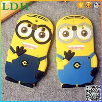 For Samsung Galaxy Star Plus S7262 GT-S7262 Despicable Me Minions Silicone Mobile Phone Case Cover For Samsung Star Pro S7260