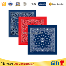 Fashionable Multi-functional Paisley wholesale polyester scarf