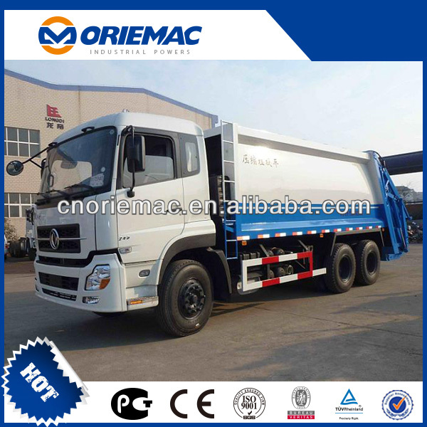 small Garbage Truck with 7m3 volume and cheap price