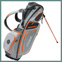 2016 new design unique custom made fake golf bags