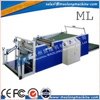 energy conservation woven bag hot cutting machine