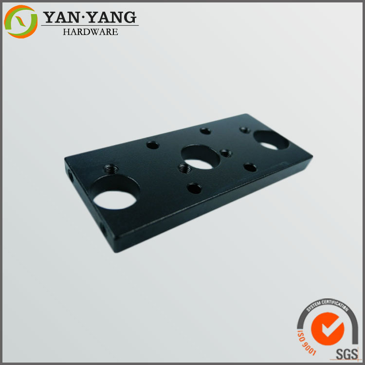 CNC milling product extruded aluminum case for laptop