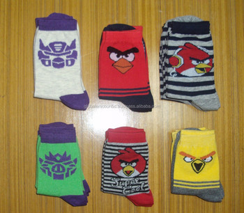 100 Cotton Fashion Quality Customized Children Socks. Good Quality Children Cotton Socks