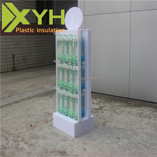 China supplier wholesale counter cellular accessories display rack acrylic display mobile phone accessory for iphone