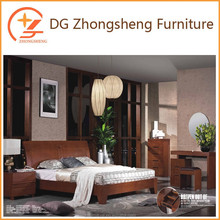 2016 hotsale modern veneer bedroom furniture