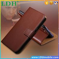 Luxury Genuine Leather Case For Samsung Galaxy Note 2 II N7100 Wallet Stand Flip Holster Mobile Phone Bags For Galaxy Note 2