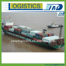 Freight companies from China Shanghai to Sydney Australia