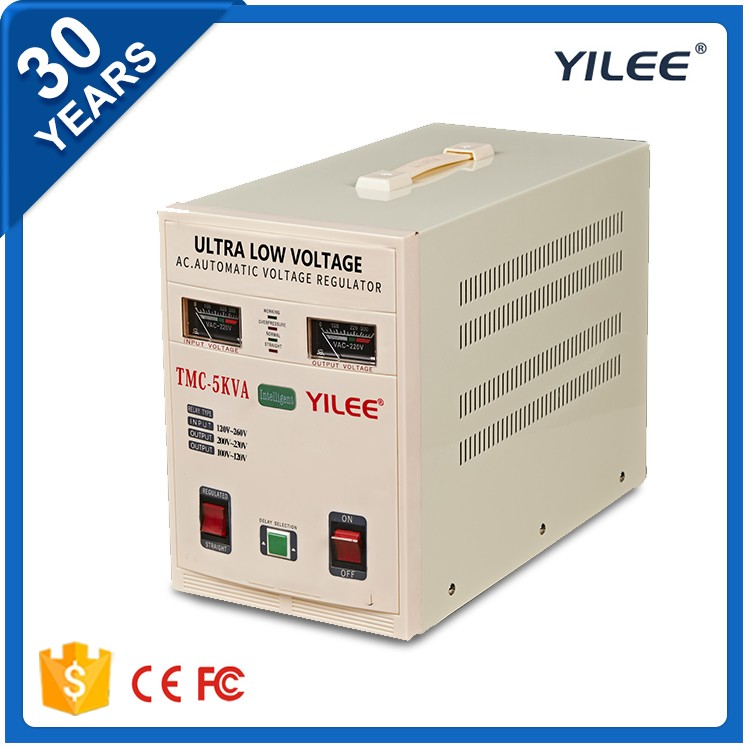 5kva relay control AC automatic voltage regulator /automatic voltage stabilizer circuit diagram