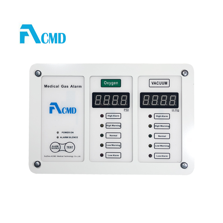 High Quality Area Gas Alarm System Touch Mute Button