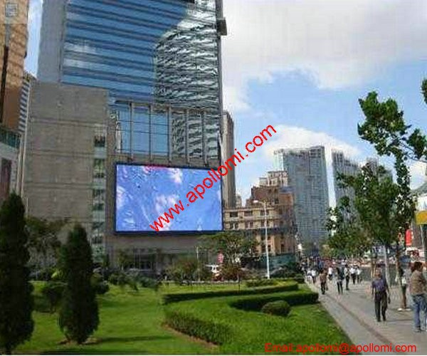 exporting video advertising led display to Japan for XXX