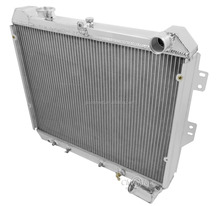 high performance all aluminum fin tube radiator for 84-85 MAZDA RX7