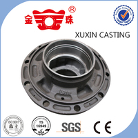 Professional Cast Iron trailer brake shoes