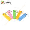 factory OEM item free sample keychain mini power bank with keychain for mobile phone