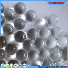Brilliant quality japanese floating glass balls,led lighted open glass balls