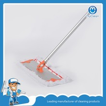 cheap flat floor mop with disposable wipe