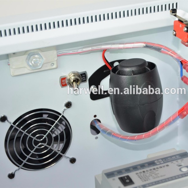 Security Cabinet Enclosure With Opening Alarm/ Opening Light ...