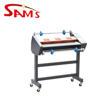 China top ten sale roll laminating machine cold laminating machine with ce