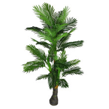 Beautiful hot sale plastic artificial coco tree