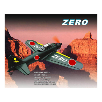EP-502 Electric RC plane model Zero,Ready To Fly