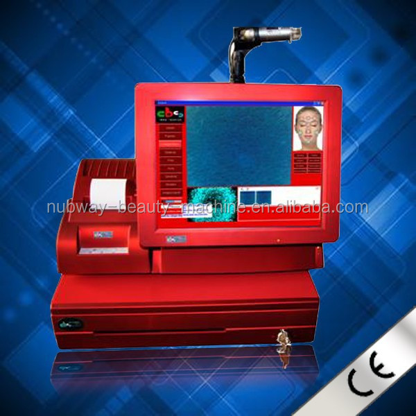 portable face skin scanner digital skin scanner analyzer
