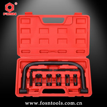 Trade Assurance 9pcs valve spring compressor auto maintenance tools FS2362A