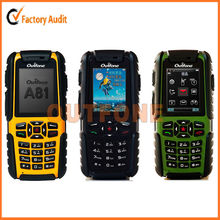 GSM quad band waterproof IP67 mobile phone