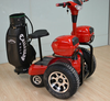 factory customize 500W off-road four wheel cheap electric golf carts