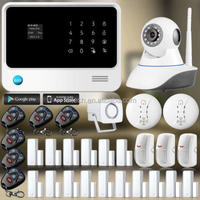 Mobile Call WIFI GSM Home Security