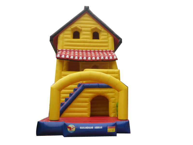 outdoor inflatable ship bouncer