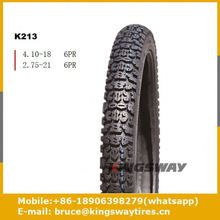 Auto bike tyre 2.75-17/18 3.00-17 made in shandong