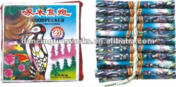 WOODPECKER FIRECRACKERS TOY FIREWORKS