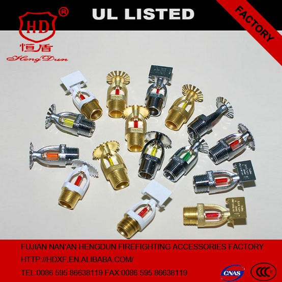 2016 new Low Prices Ul Listed Fire Sprinkler Designers ul fm