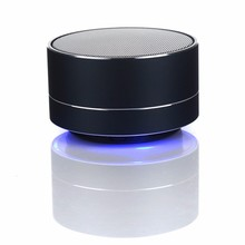 Dual 3 inch woofer led wireless speaker with wireless microphone