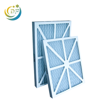 Reliable manufacturer supply top material pleated ac filters