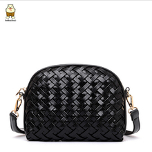 Bz1292 hand woven bags shoulder bag European fashion lady sell mini bags