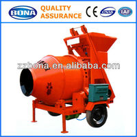 Professional supply ready portable electric cement mixer